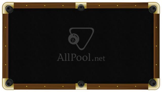 ProForm Billiard Pool Table Felt   8u0027 Oversize Pool (bed Cloth U0026 6 Rail  Cloths) Black