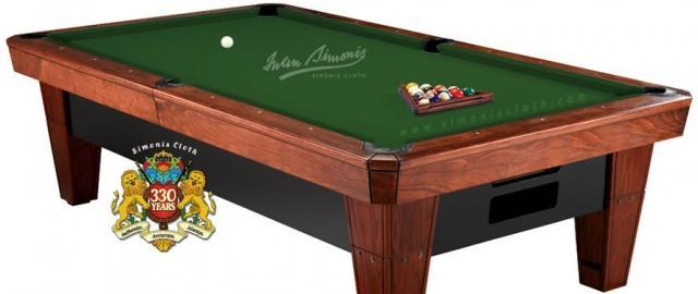 Strachan Snooker Tournament Oz Cloth - Detroit pool table movers