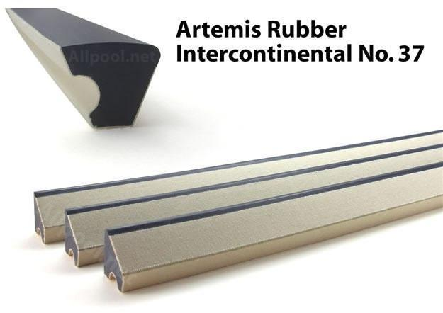 Artemis intercontinental no 37 billiard cushions for pool tables