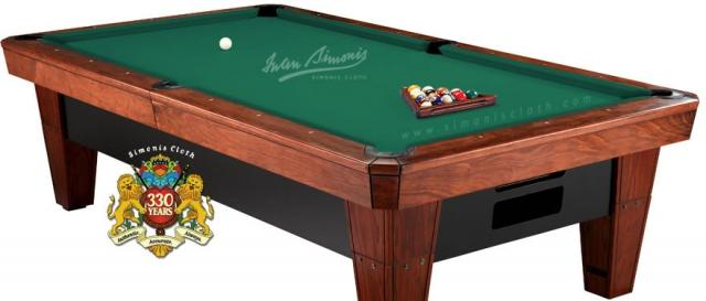 Simonis The New Standard For BilliardPool Table Cloth - Simonis pool table felt colors