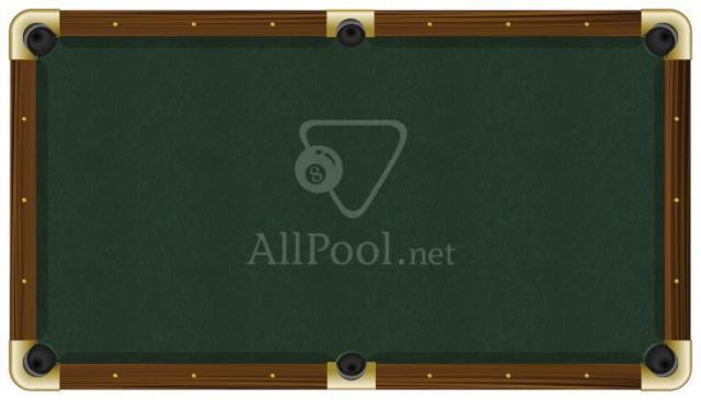 ProForm Billiard Pool Table Felt   8u0027 Oversize Pool (bed Cloth U0026 6 Rail  Cloths) Spruce