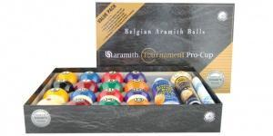 Aramith Tournament Pro-Cup Billiard Ball Value Pack