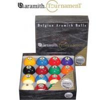 Aramith Tournament set with Duramith™ Technology