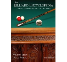 The Billiard Encyclopedia (3rd Edition) cover