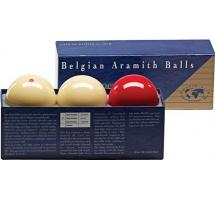 Super Aramith de Luxe Carom Ball Set