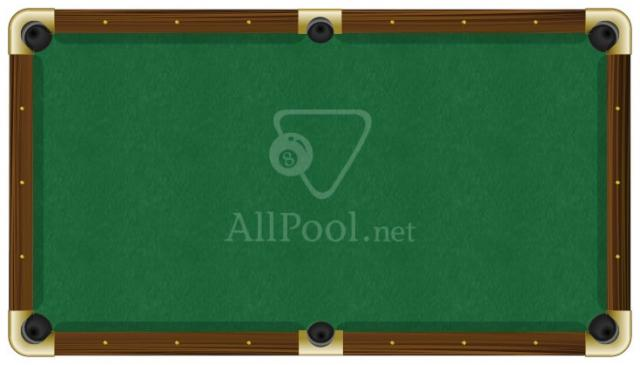 ProForm Billiard Pool Table Felt   10u0027 Pool (bed Cloth U0026 6 Rail Cloths)  Tournament Green